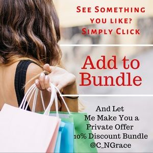 10%Bundle & Save! SALE NOW $5 and $10